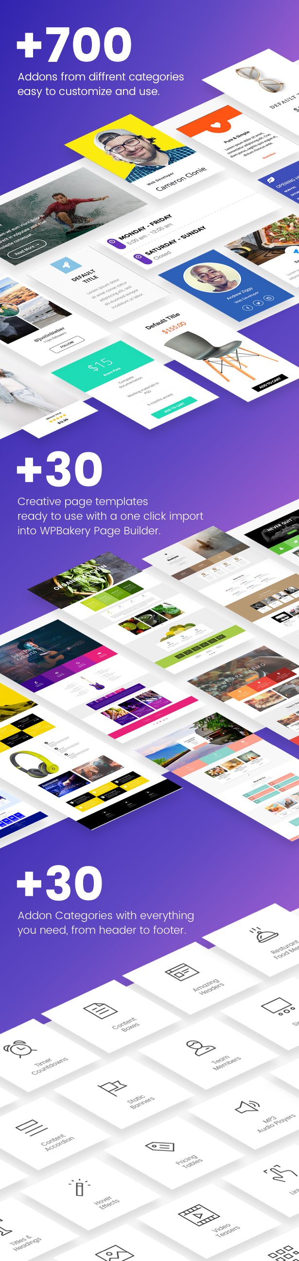 Unlimited Addons for WPBakery Page Builder (Visual Composer) - 2